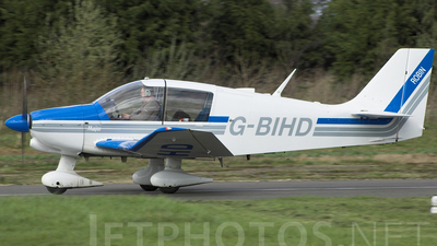 A picture of GBIHD - Robin DR400/160 - [1510] - © Oliver Holmes