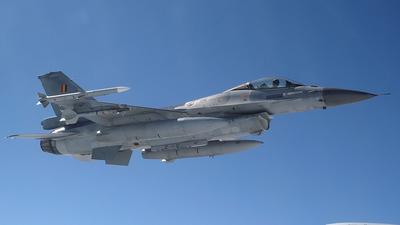 FA-99 - General Dynamics F-16AM Fighting Falcon - Belgium - Air Force