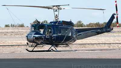N502AW - Bell UH-1 Iroquois - Private