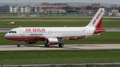 F-WWBD - Airbus A320-214 - Air Berlin