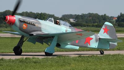 D-FAFA - Yakovlev Yak-9U-M - Private