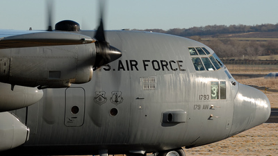 90-1793 - Lockheed C-130H Hercules - United States - US Air Force (USAF)