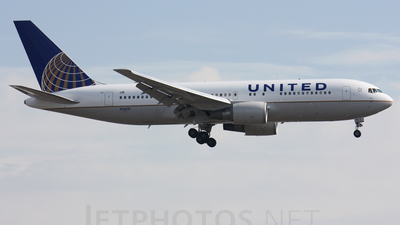 N76151 - Boeing 767-224(ER) - United Airlines (Continental Airlines)