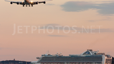 G-VWOW - Boeing 747-41R - Virgin Atlantic Airways