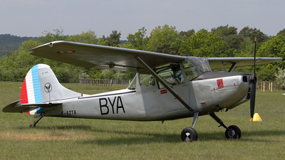 F-AZTA - Cessna L-19E Bird Dog - Private