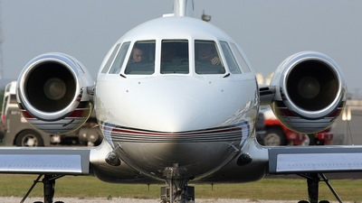 N239CD - Dassault Falcon 20F-5 - Private