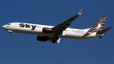 TC-SKP - Boeing 737-94XER - Sky Airlines