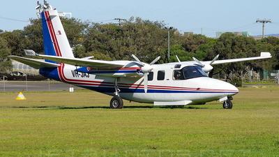 A picture of VHJAJ - Aero Commander 500S - [3296] - © DaveWilson