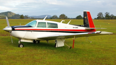 A picture of VHCMO - Mooney 20J - [241142] - © DaveWilson