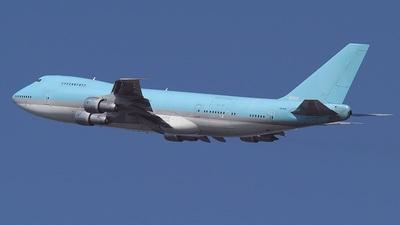 4X-ICN - Boeing 747-2B5B(SF) - Cargo Air Lines (CAL)