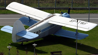 SP-TWF - PZL-Mielec An-2 - Private