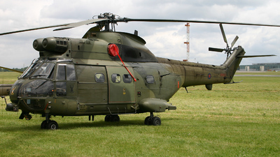 XW229 - Aérospatiale Puma HC.1 - United Kingdom - Royal Air Force (RAF)