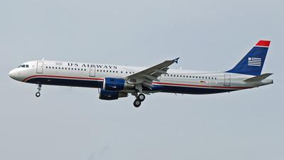 D-AVZJ - Airbus A321-211 - US Airways