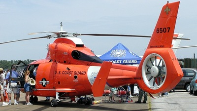 6507 - Aérospatiale HH-65C Dolphin - United States - US Coast Guard (USCG)