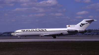 YV-844C - Boeing 727-2D3(Adv) - Servivensa