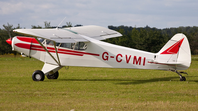 A picture of GCVMI - Piper PA18150 Super Cub - [185700] - © douglas clayden