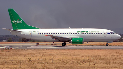 TF-ELR - Boeing 737-330(QC) - Channel Express