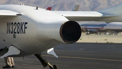 N328KF - Scaled Composites SpaceShipOne - Private