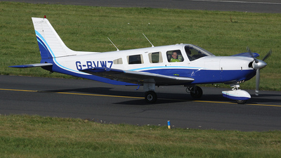 G-BVWZ - Piper PA-32-301 Saratoga - Private