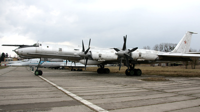 85 - Tupolev Tu-142M3 - Ukraine - Air Force