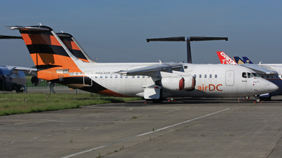 OO-MJE - British Aerospace BAe 146-200 - AirDC