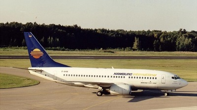 D-AHIB - Boeing 737-73S - Hamburg International