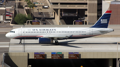 N663AW - Airbus A320-232 - US Airways (America West Airlines)