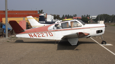 N4772D - Beechcraft G35 Bonanza - Private