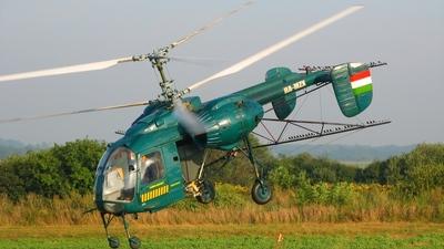 HA-MZX - Kamov Ka-26 Hoodlum - Private