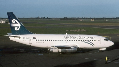 ZK-NAX - Boeing 737-219(Adv) - Air New Zealand