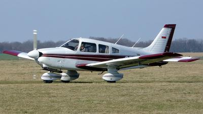SP-HWT - Piper PA-28-181 Archer II - Private