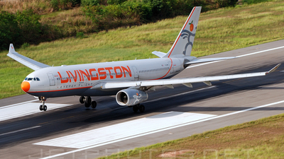 I-LIVN - Airbus A330-243 - Livingston Energy Flight
