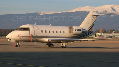 C-GBKB - Bombardier CL-600-2B16 Challenger 604 - Private