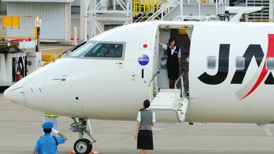 JA209J - Bombardier CRJ-200ER - J-Air