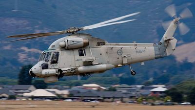 NZ3604 - Kaman SH-2G Super Seasprite - New Zealand - Navy