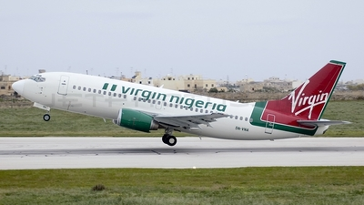 5N-VNA - Boeing 737-36N - Virgin Nigeria Airways
