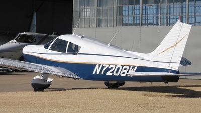 A picture of N7208W - Piper PA28180 - [281117] - © Matthew Bridges