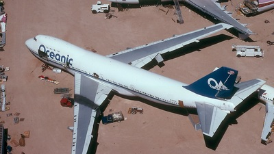 F-GIMJ - Boeing 747-121 - Oceanic
