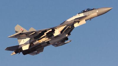 902 - Sukhoi Su-35 Super Flanker - Russia - Air Force