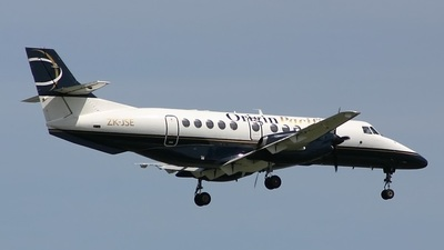 ZK-JSE - British Aerospace Jetstream 41 - Origin Pacific Airways