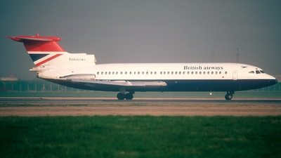 G-AVFO - Hawker Siddeley HS-121 Trident 2 - British Airways