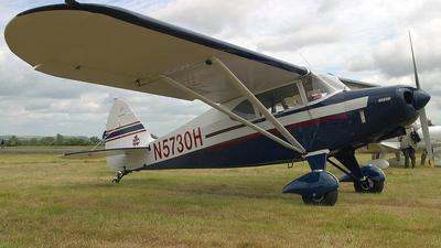N5730H - Piper PA-16 Clipper - Private