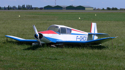 F-GHCX - Jodel D120A Paris-Nice - Private