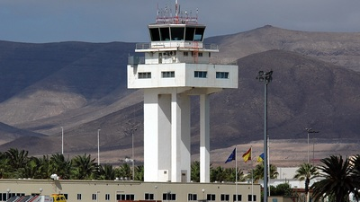 GCFV - Airport - Control Tower