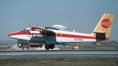 A picture of N24RM - Beech K35 Bonanza - [D5805] - © Moe Bertrand