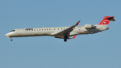 N918XJ - Bombardier CRJ-900LR - Northwest Airlink (Mesaba Airlines)