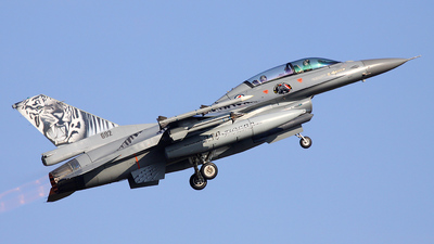 692 - General Dynamics F-16BM Fighting Falcon - Norway - Air Force