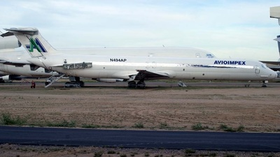 A picture of N494AP -  - [] - © William Appleton