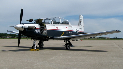 165966 - Raytheon T-6A Texan II - United States - US Navy (USN)