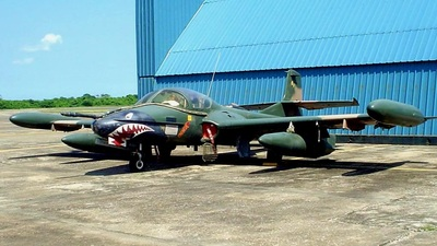 3701 - Cessna OA-37B Dragonfly - Dominican Republic - Air Force